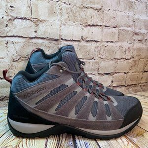 Columbia Redmond V2 Mens Hiking Boots Size 15